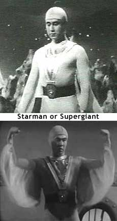 Starman or Supergiant